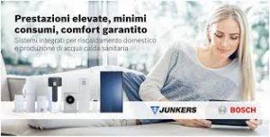Assistenza caldaie Junkers Milano